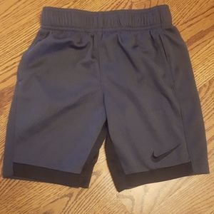 Nike dri fit boys shorts size 6 months